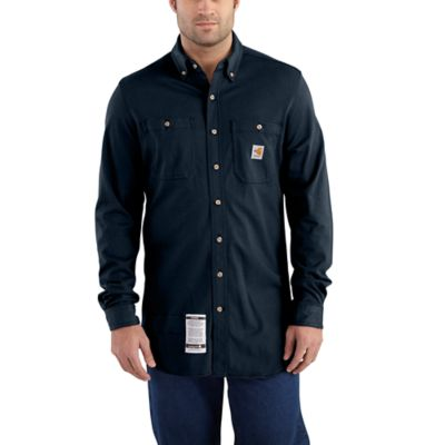 Flame-Resistant Force Cotton Hybrid Shirt