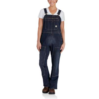 Brewster Double Front Bib Overalls