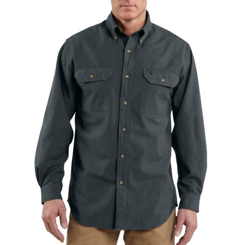 Fort Solid Long-Sleeve Shirt