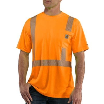 HV Force High Visibility SS Class 2 Tee