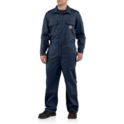 FR Traditional Twill Coverall