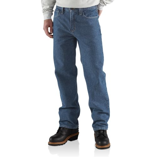 FR Utility Denim Jean Relaxed Fit